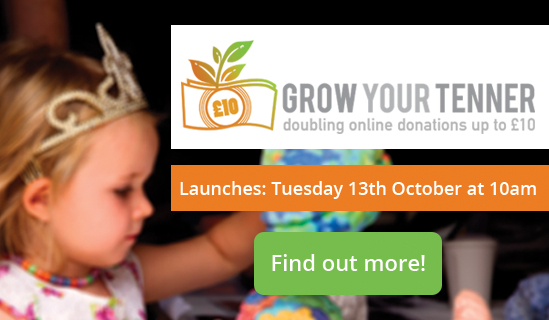 Grow Your Tenner 2015